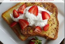 Breakfast at The Taylor House / Breakfast is the most important meal of the day and these delicious breakfast recipes make it easy! / by Chrissy {The Taylor House}