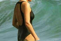 Lady Di....at the beach and sport