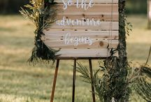 Boho & rustic wedding
