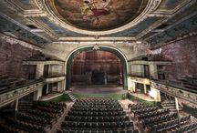 Amazing Theatres of Different Kinds