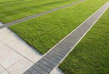 Çİm Kullanışları / Grass Design