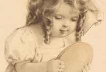 Victorian children (2) / Viktorianske barn (2)