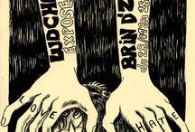Anatomie du Labo - affiches