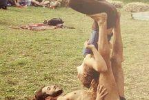 Accro Yoga