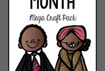 Black History Month/Crafts/History
