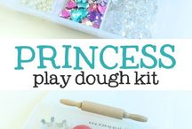 Play Dough / Play dough ideas and sets to make. Toddler, preschool and older children. Suitable for gifts or learning at home.
