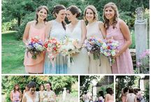 Maine Weddings Bridesmaids