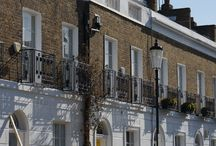 Blake Town House Ideas / Contemporary and traditional projects in London and Gloucestershire towns.