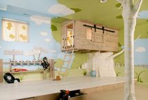 Kids World / EXPAND KIDS' IMAGINATIONS WITH A DREAMY ENVIRONMENT  / by Valentina Interiors & Designs