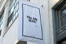Storefronts, Signage & Wayfinding