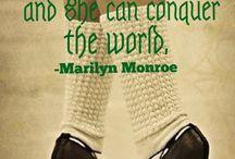 Irish dancing quotes