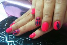 My own nails :-)