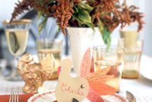 Thanksgiving / by Robin Allegro