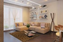 How to Lighting modern living room / How to Lighting modern living room