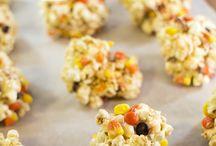 Popcorn / popcorn recipes