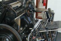 Onze Machines / Verschillende machines waar wij mee werken.