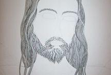 JESUS jh 2016, autorská perokresba