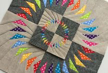 Paper Pieced Quilts / This board has tons of paper pieced quilty love! / by Jackie Kunkel/Canton Village Quilt Works
