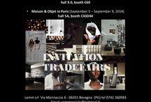 Maison&Object settembre 2014 / inviti al salone di Parigi a settembre 2014