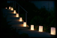 Outdoor party / Dreaming of late summernights with friends and family