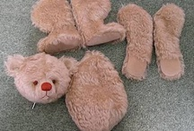 Teddy bear making