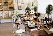 Rustic Decorating Ideas / Decorating Ideas for rooms that will make you feel cozy!