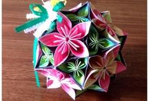 Origami Flower Bouquet / Origami Flower Bouquet