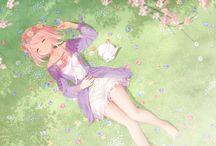 Manga/anime (cute stuff)