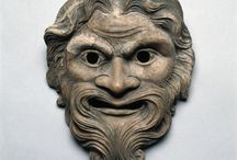 maschere di terra