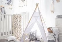 Nursery inspiration / Check out our nursery inspiration to create your dream first bedroom for your precious little one.