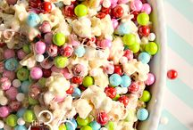 Popcorn / by Renee Goff Anderson