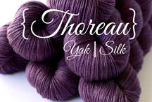 Crave Yarn / We're partnering with Crave Yarn at Stitches West and Stitches South.  We're thrilled to be paired with such a high quality, luxurious brand--and another Santa Fe local!