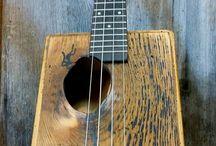 Stavba ukulele