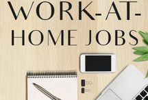 WAH Job Leads / This board is about all the Work at Home job leads, freelancing, side hustles, money making tips, surveys, small gigs.