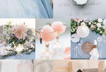 Wedding: Color Moodboard