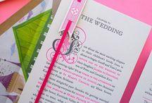 Wedding invitations / by Kristy McKusick