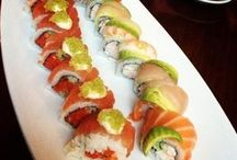 Craving Sushi? / Take a look at all of these delicious sushi dishes, eaten and collected by Bisqit users!