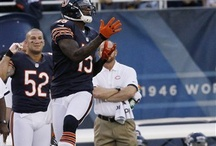 Brandon Marshall / by Chicago Bears Pro Shop