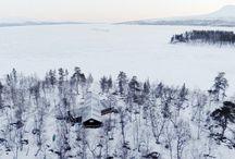 Architecture - Cabin at Femunden - Aslak Haanshuus Arkitekter