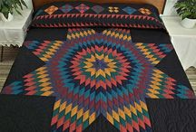 STAR QUILTS / by pam letchworth