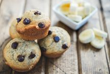 Recettes - Muffins et biscuits