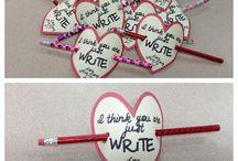 Teacher gift ideas for students