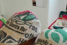 Kahvisäkkituotteet