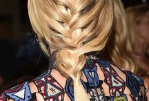 Braids / Braids - hottest hair trend 2014