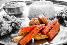 Cauliflower, carrot and turnip pickle / Recipe