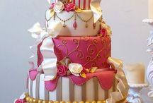 cakes e cupcakes e cookies + idéias nivers etc... / by Dade Lusitano Brigante