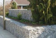 mur jardin gabion