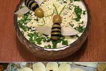 Сервировка/украшение блюд