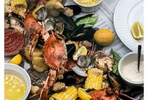 Seafood / Seafood recipes - Fresh from the sea!