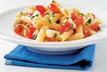 Foods-Pasta / by Donna Giblin